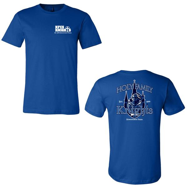 2018-2019 Holy Family Cathedral School Spirit Shirt