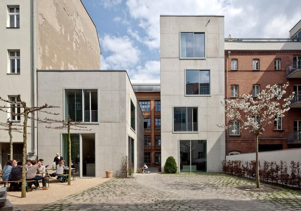 credit: Ute Zscharnt für David Chipperfield Architects