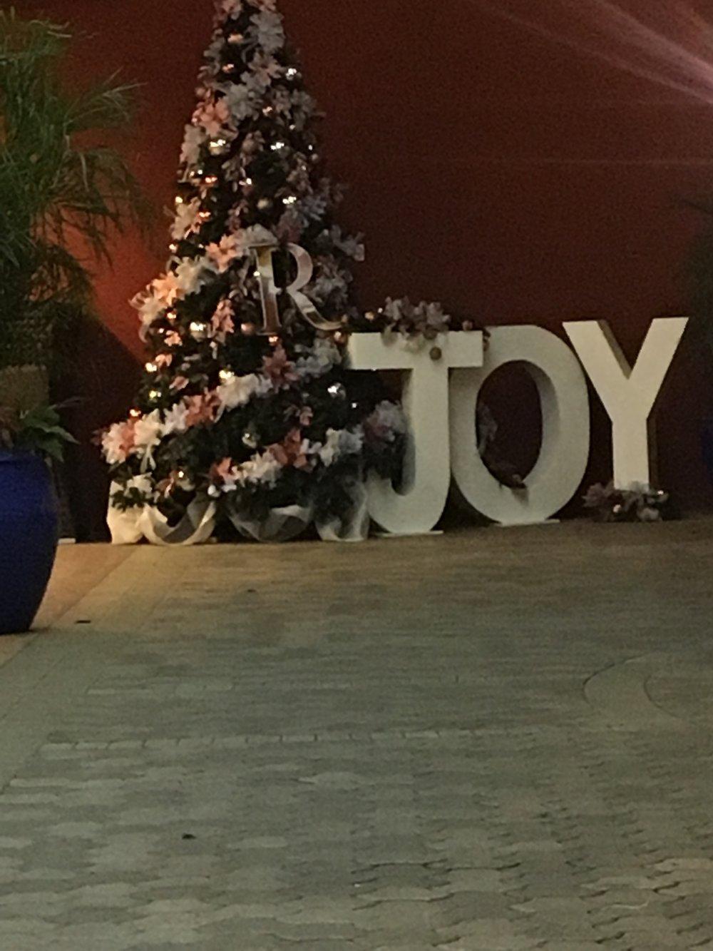 Christmas in Curacao'