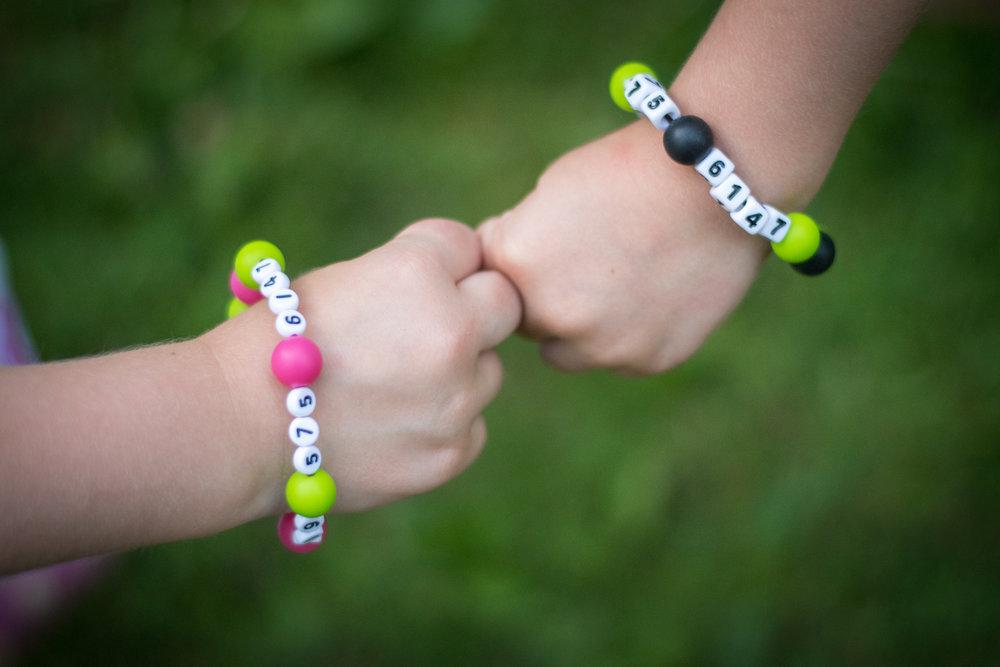 Bracelet d'urgence - Lorsqu'on parle de la sécurité de nos enfants, mieux vaut prévenir que guérir!
