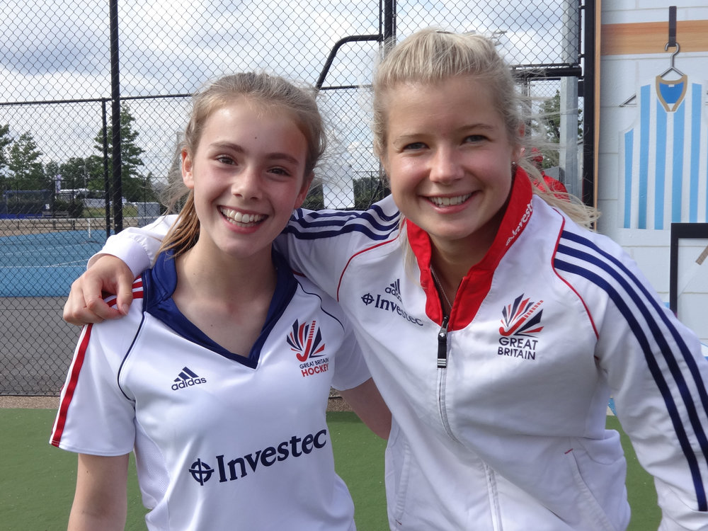 Maisie Hinds with Sophie Bray International.jpg