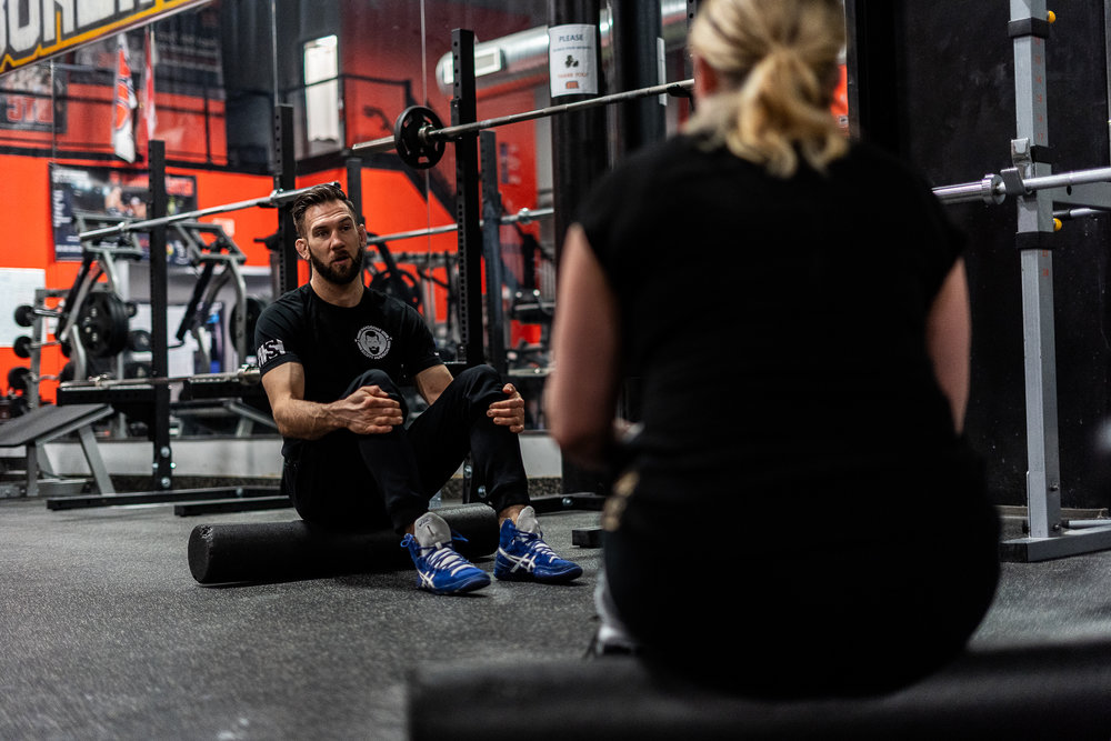 x4 Free Personal Training Sessions - 4 Free Sessions added to purchase of any personal training package.Inquire @ the BTC Front Desk