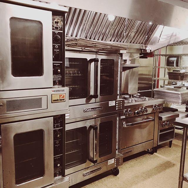 We passed our final inspection on our secondary prep kitchen! Super excited to see what the future holds! #westsidepride #fixingupourcorner #ohiobbqisforreal