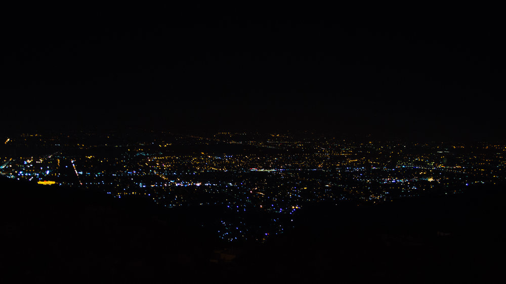 Islamabad from the Margalla Hills