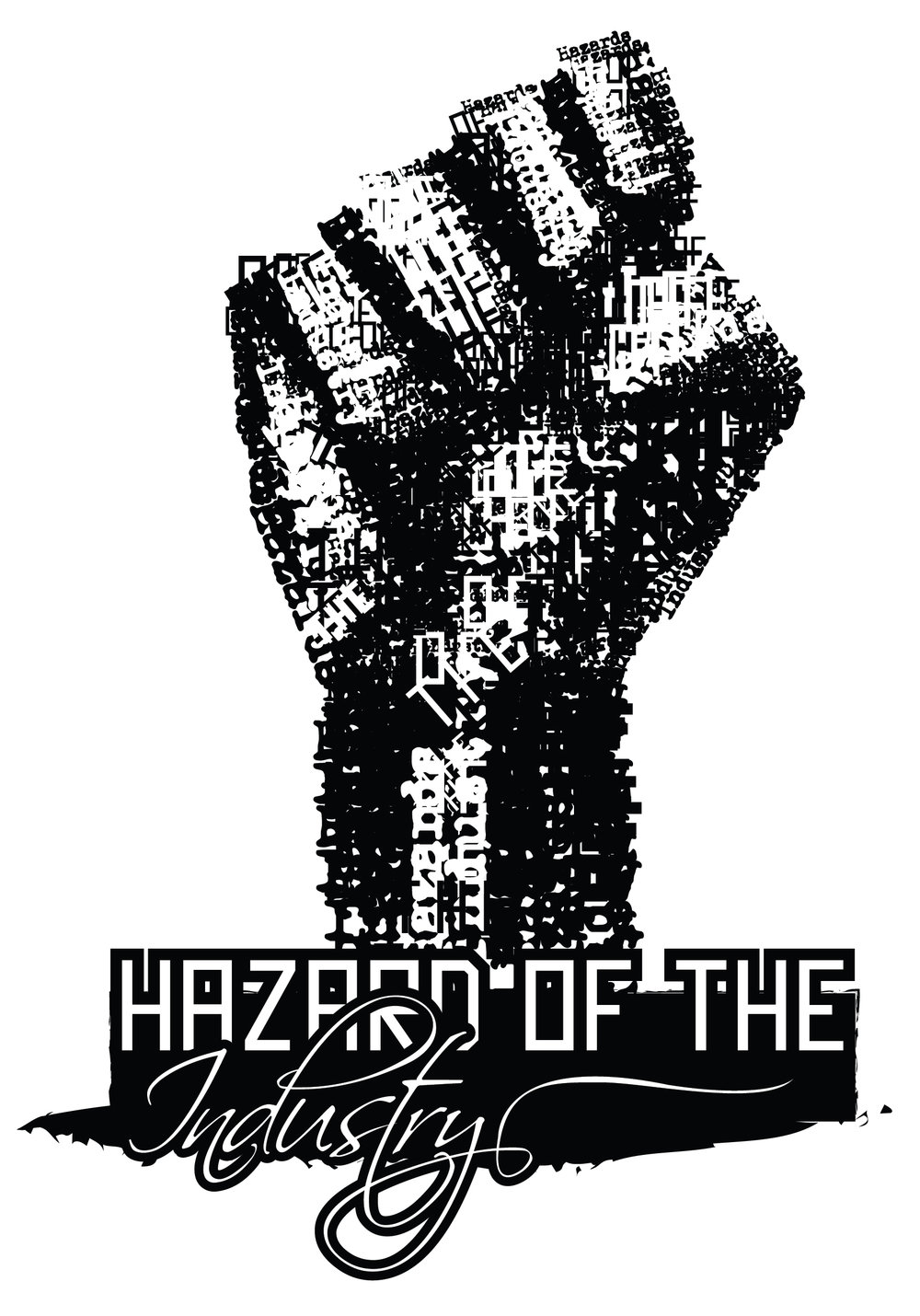 HAZARD OF THE INDUSTRY LOGO