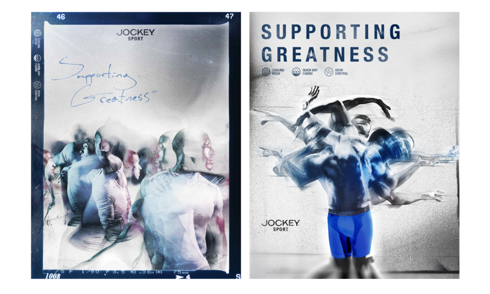 JOCKEY CONCEPT POSTERS