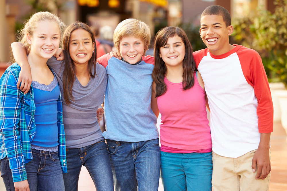Lead a Program - We need volunteers to lead Score A Friend Programs in schools and communities. Our 4 program options provide opportunities for everyone to get involved.