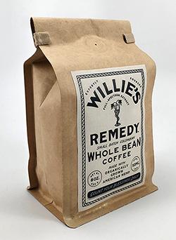 Willie's Remedy - Coffee BagArticle.jpg