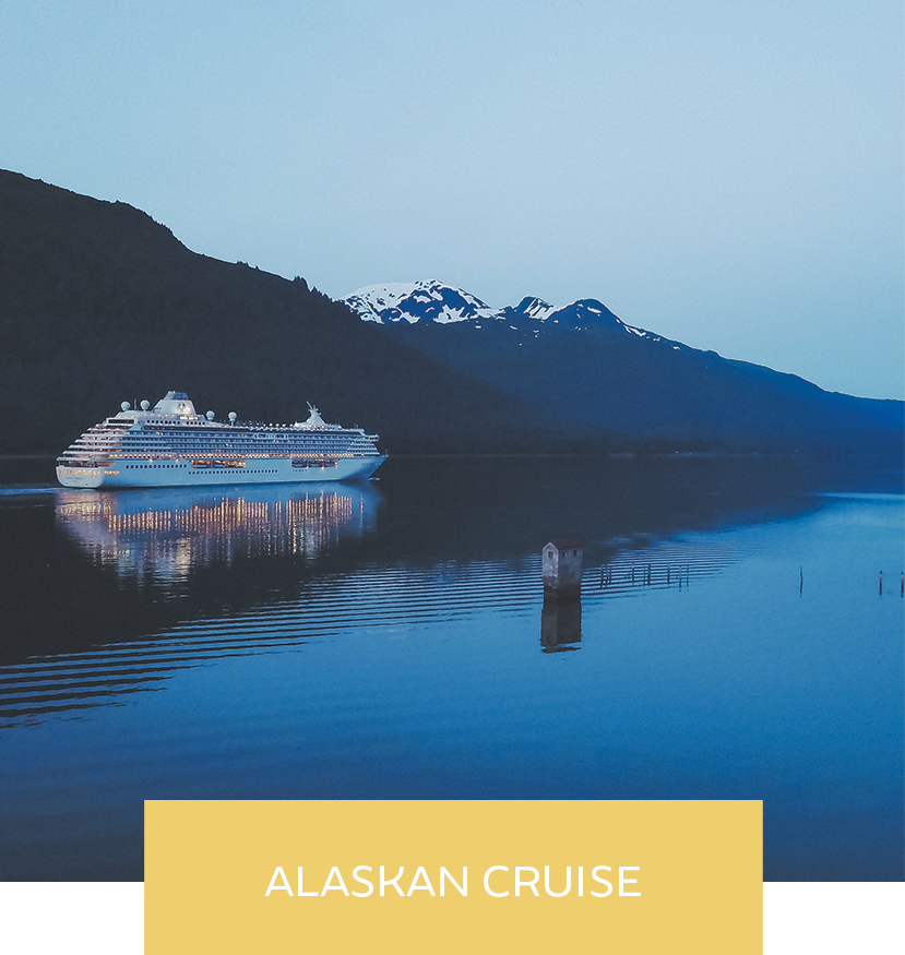 SD Travel Consulting    Be Inspired, Take an Alaskan Cruise
