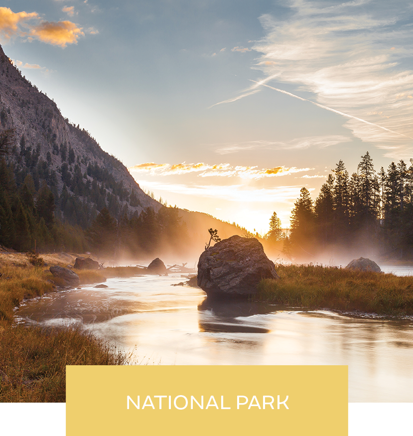 SD Travel Consulting    Be Inspired, Explore a National Park