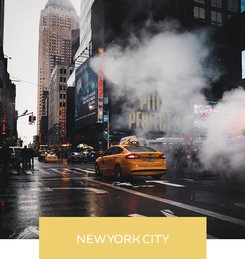 SD Travel Consulting    Be Inspired, Adventures in New York City