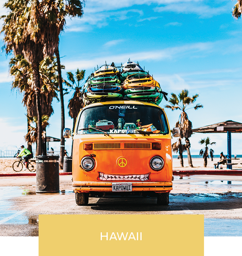 SD Travel Consulting    Be Inspired, Vacation in Hawaii