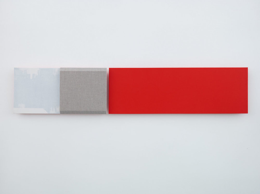 Jennie C. Jones |  Red Measure, Muted and Clipped
