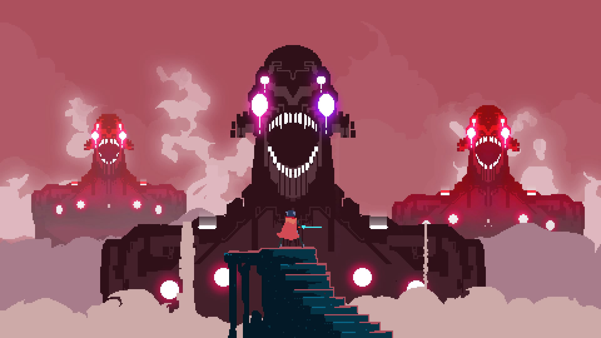 Hyper Light Drifter Review Black Red Gaming