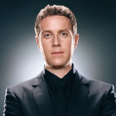 Geoff Keighley, host of the show.