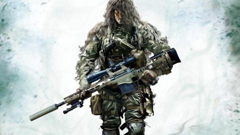It's the sniper man!