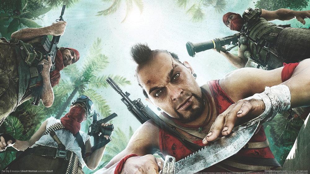 1. Far Cry 3