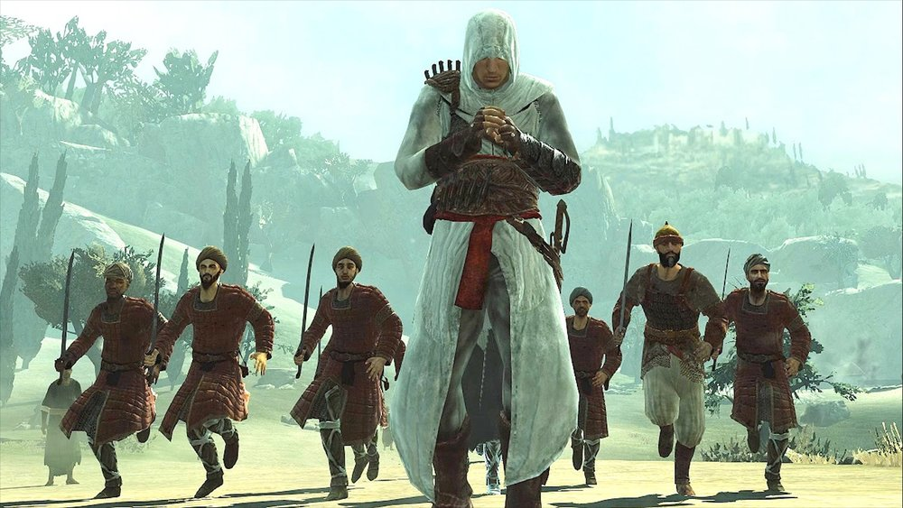 6. Assassin's Creed 1