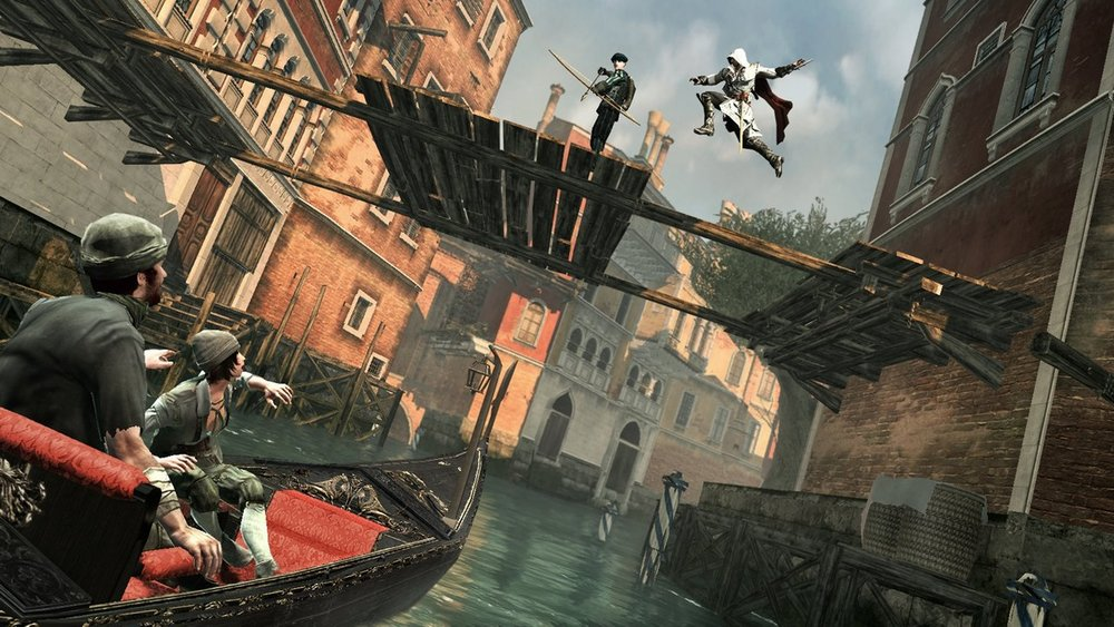 1. Assassin's Creed 2