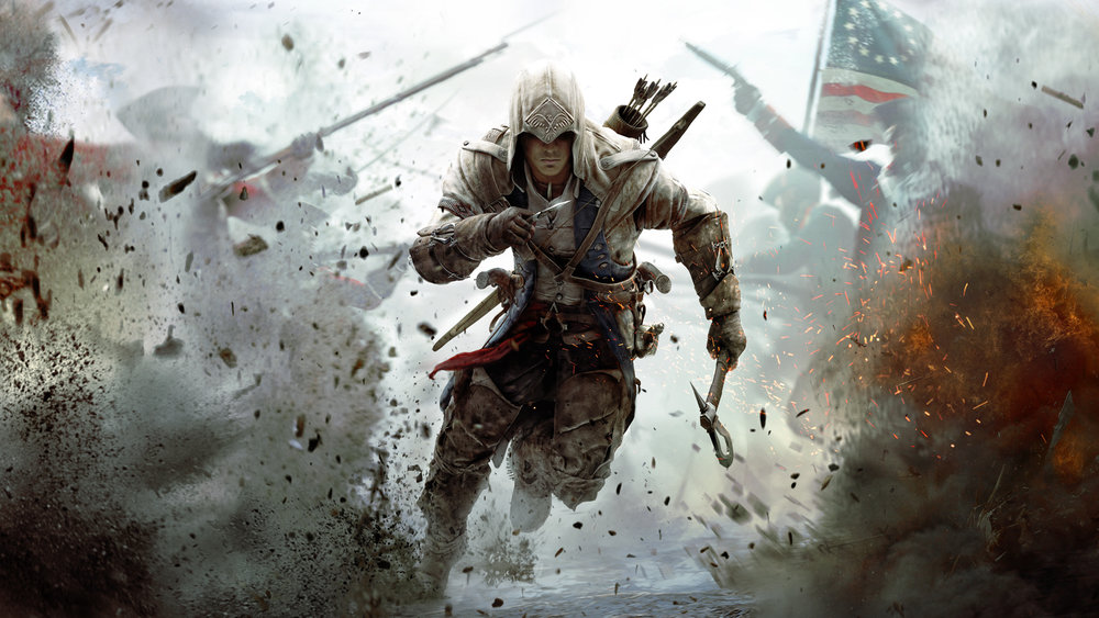 11. Assassin's Creed 3