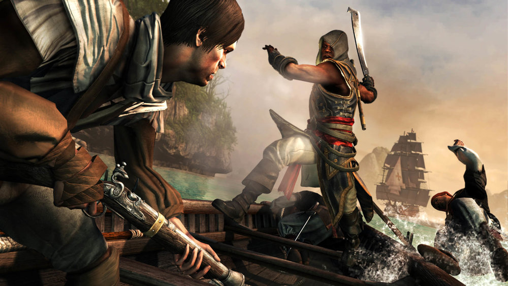10. Assassin's Creed Freedom Cry
