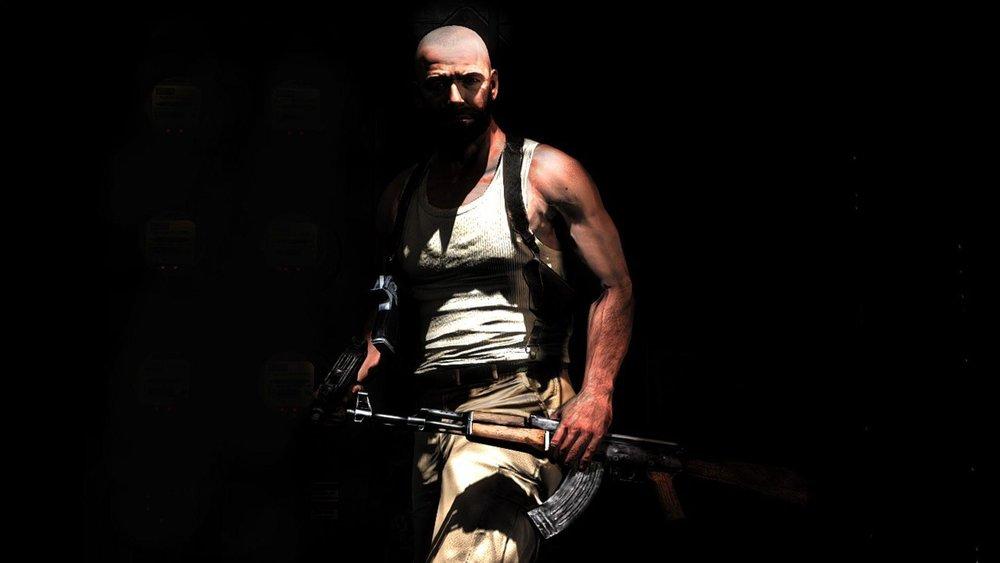 3. Max Payne 3
