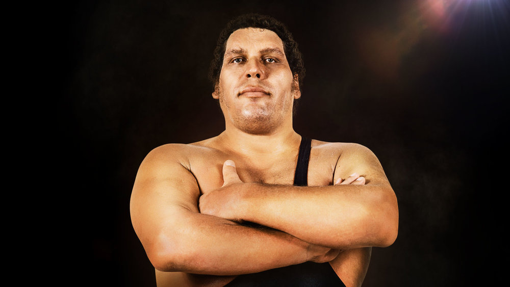 5. Andre the Giant