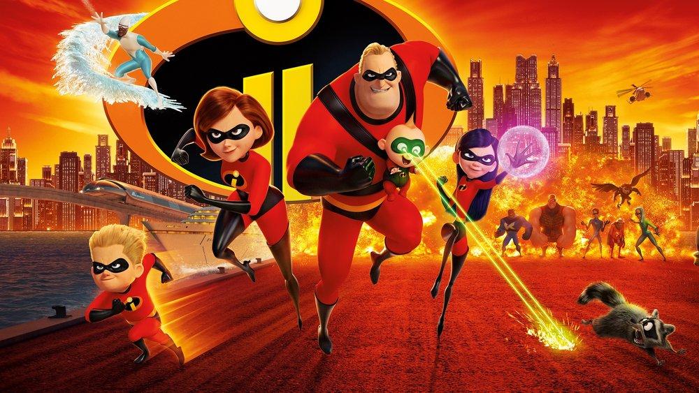 8. Incredibles 2
