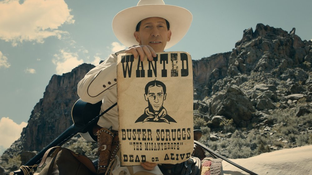 9. The Ballad of Buster Scruggs