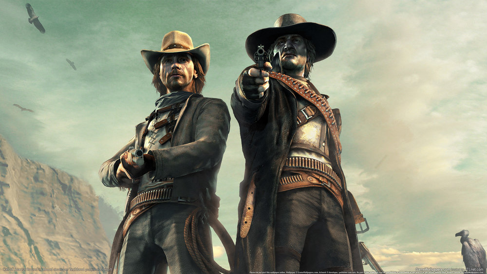 2. Call of Juarez: Bound in Blood