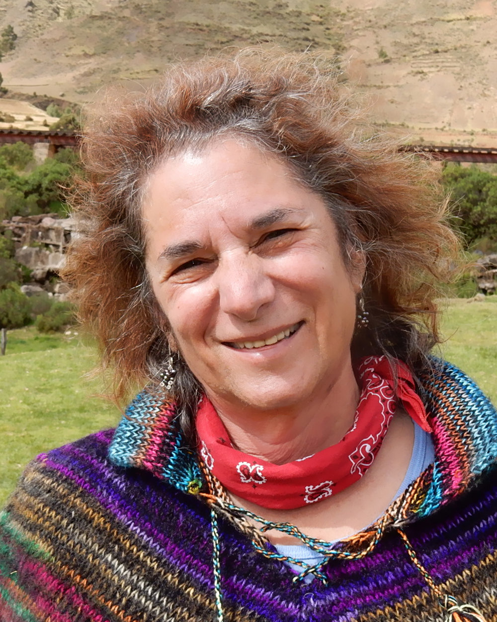 Suzannah Tebbe Davis - shamanic energy medicine woman, sacred activist