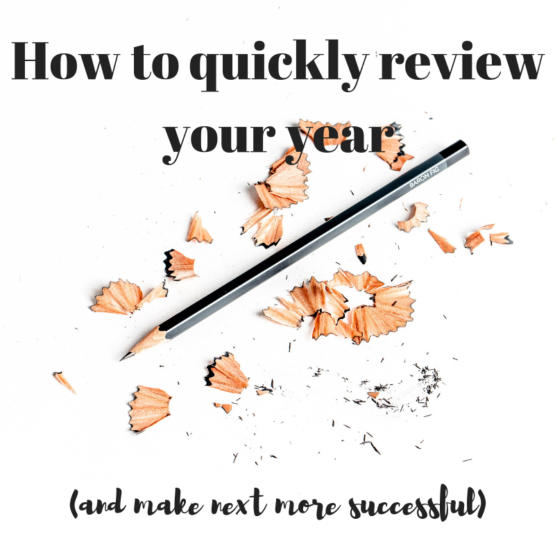 How to quickly review your year (.png