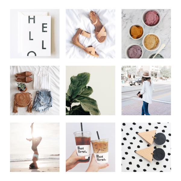 Hello Brand Collective | Moodboard