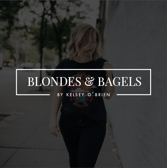 Design Stories: Instagram Story Templates with Blondes & Bagels