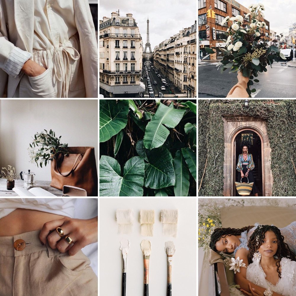 March Moodboard | lolaadewuya.com