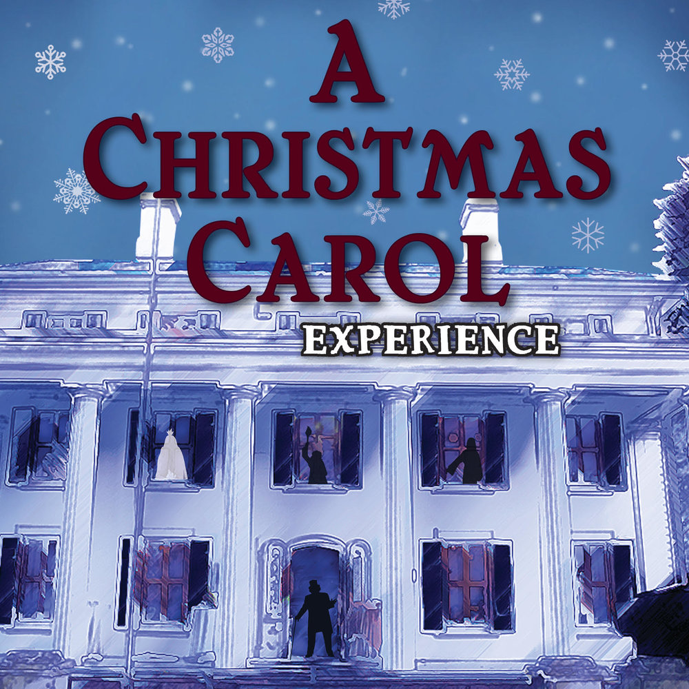 a christmas carol experience dec 2018 fairfield center stage - The Christmas Box Cast