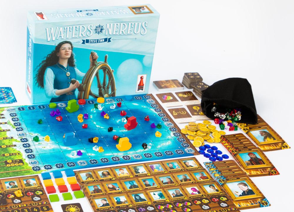 Waters of Nereus -  Dr Finns Games