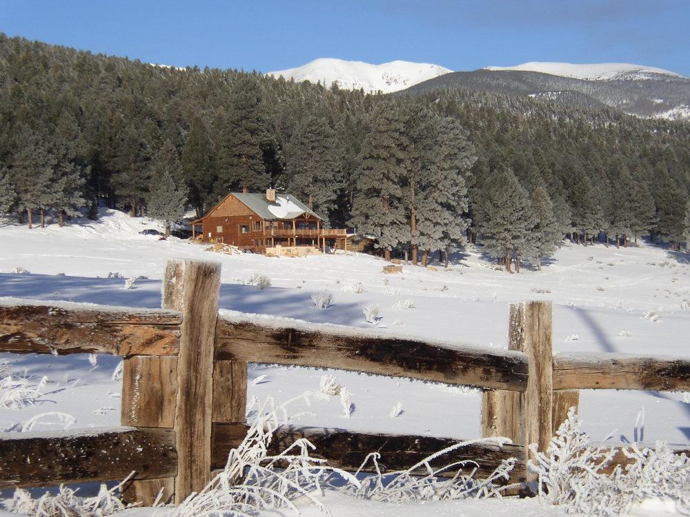The Main Lodge at Eagle Mountain Lodge
