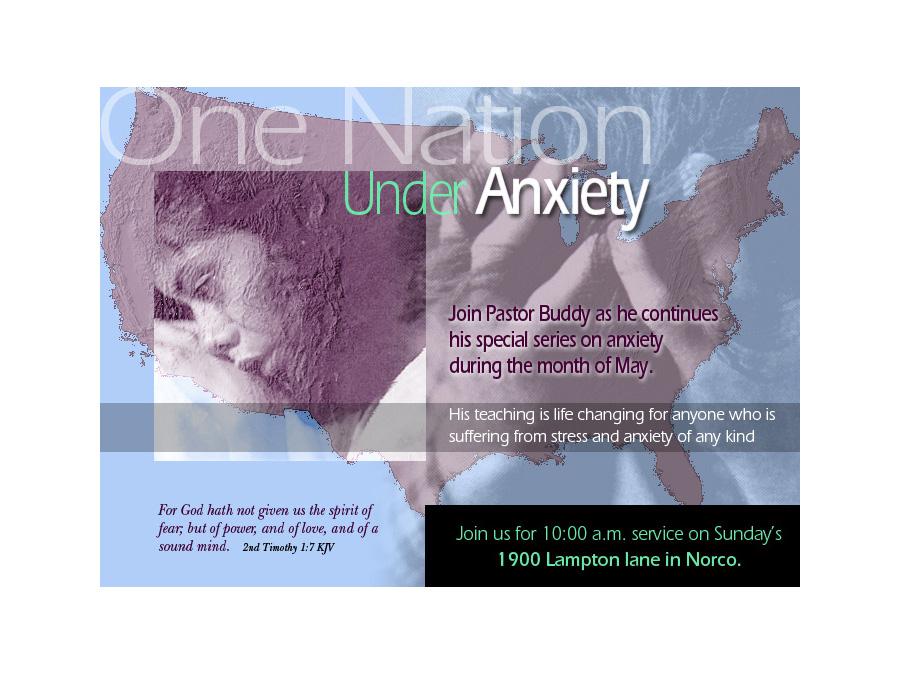 event ad design