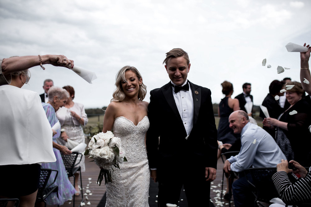 Jennifer & Adam - The Wedding day was perfection. You can see it in the images, these two were just buzzing.