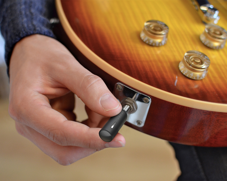 Jack Wireless Guitar Headphone Amp Studio Elk