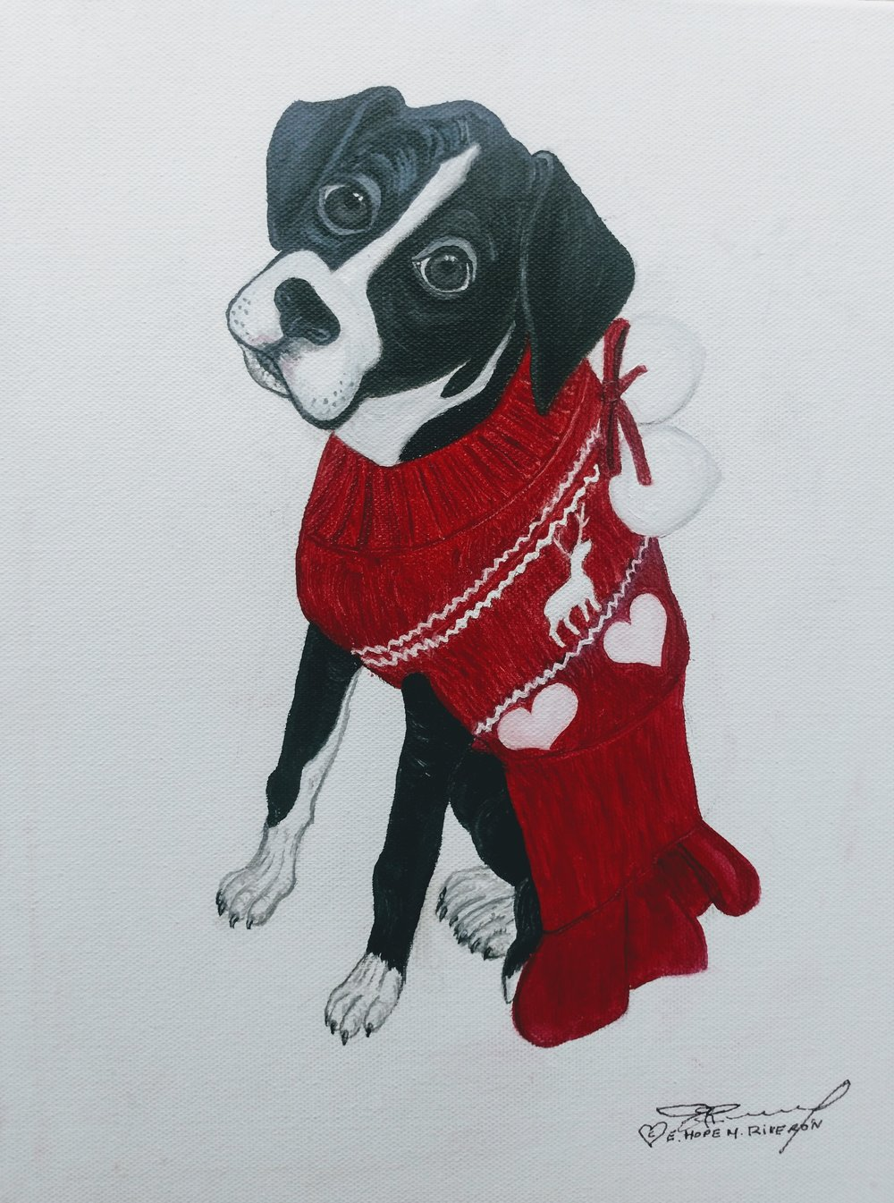 Pet Portrait Boxer Art.jpg