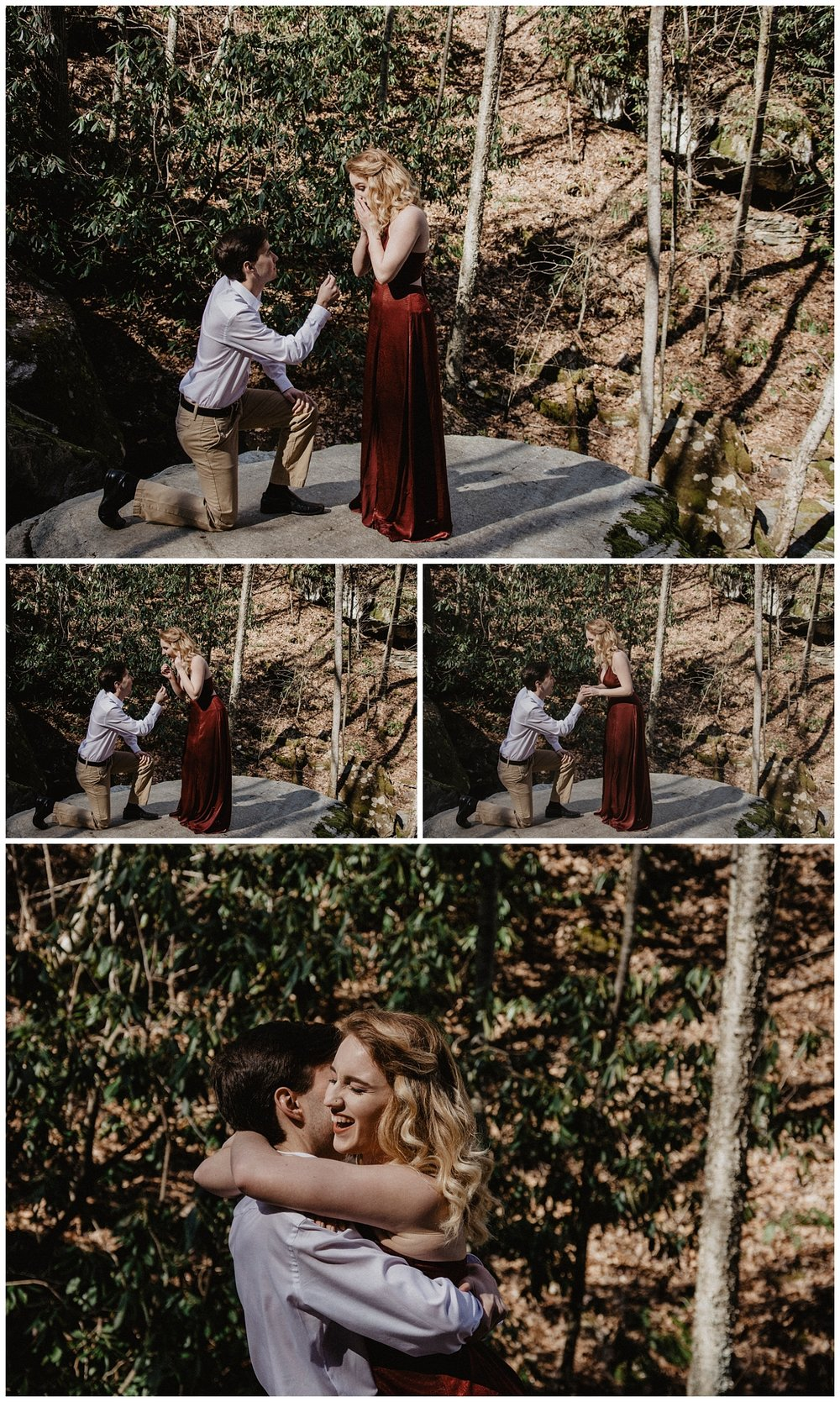 boone nc engagement photographer