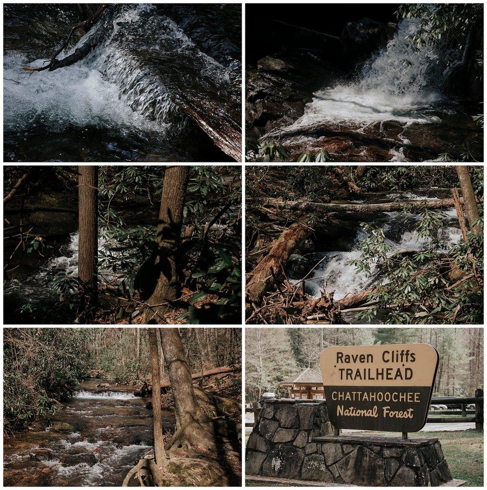 Raven Cliffs- Helen, GA
