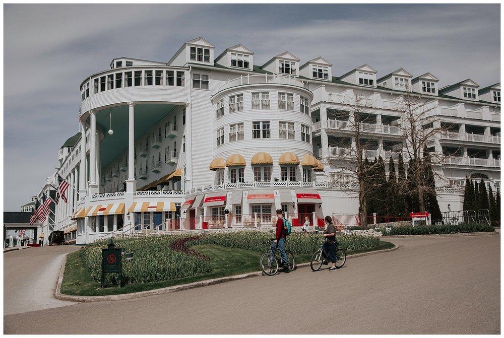 The Grand Hotel- Mackinac Island, MI