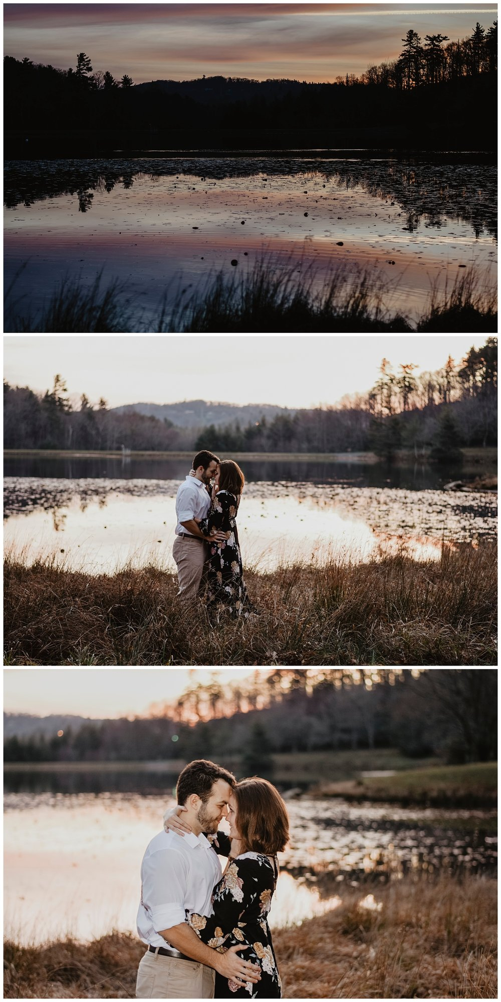 Bass Lake-Elopement-North Carolina-Elopement Photographer 1.jpg