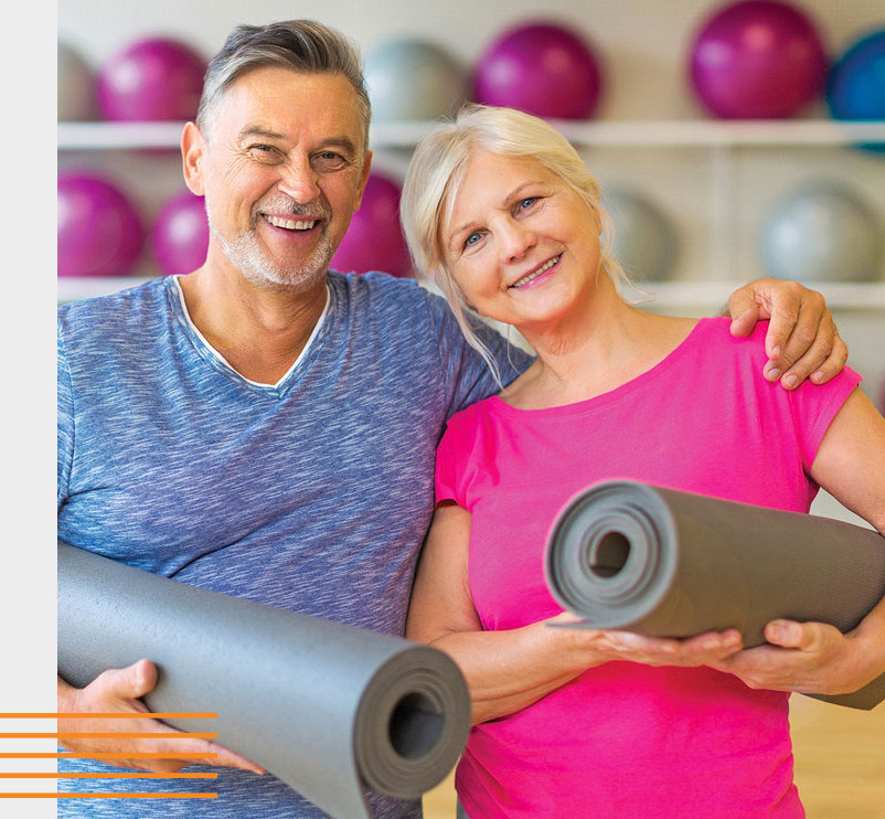 - Active recreation opportunities for health include:Aquatic area – indoor and outdoor poolsTennis courtLawn bowls greenGymnasiumBallroomGames room