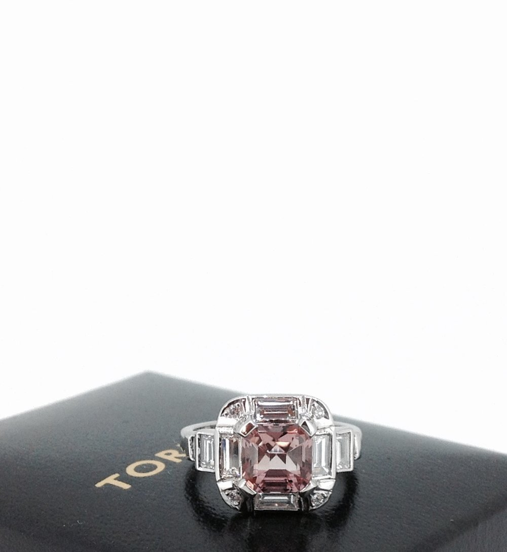TORY and KO Bespoke Pink Tourmaline and Diamond Ring.jpg