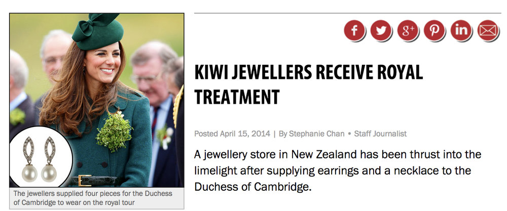 Jeweller Magazine - http://bit.ly/JewellerMagazineArticle