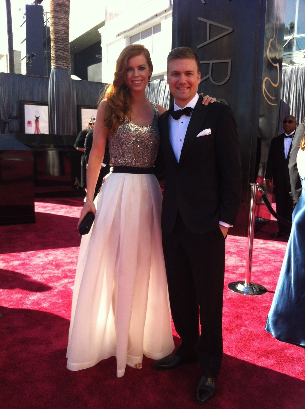 Oscars Red Carpet - Kylie & Dave Clayton.jpg
